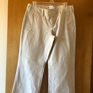 "GAP Light Tan Trouser ""Favorite Khakis""😎"